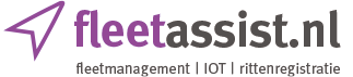 Fleetassist, ritregistratie en fleet management Nederland Logo