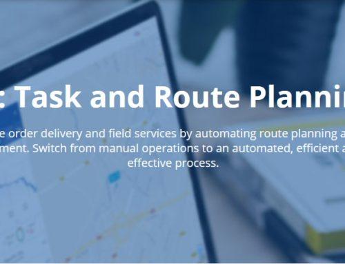 Vernieuwde Taken en Route optimalisatie modulen